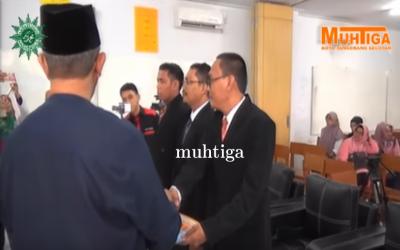 Pelantikan Wakil Kepala Sekolah SMK Muhammadiyah 3 Tangsel